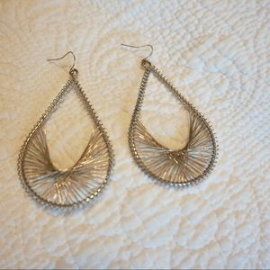 Jewelry - Glam Hoop Earrings